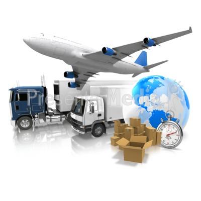 World Transportation Shipment.