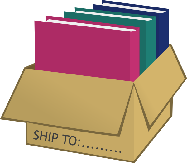 Large Shipping Clipart.