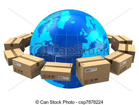 Shipping Clipart.