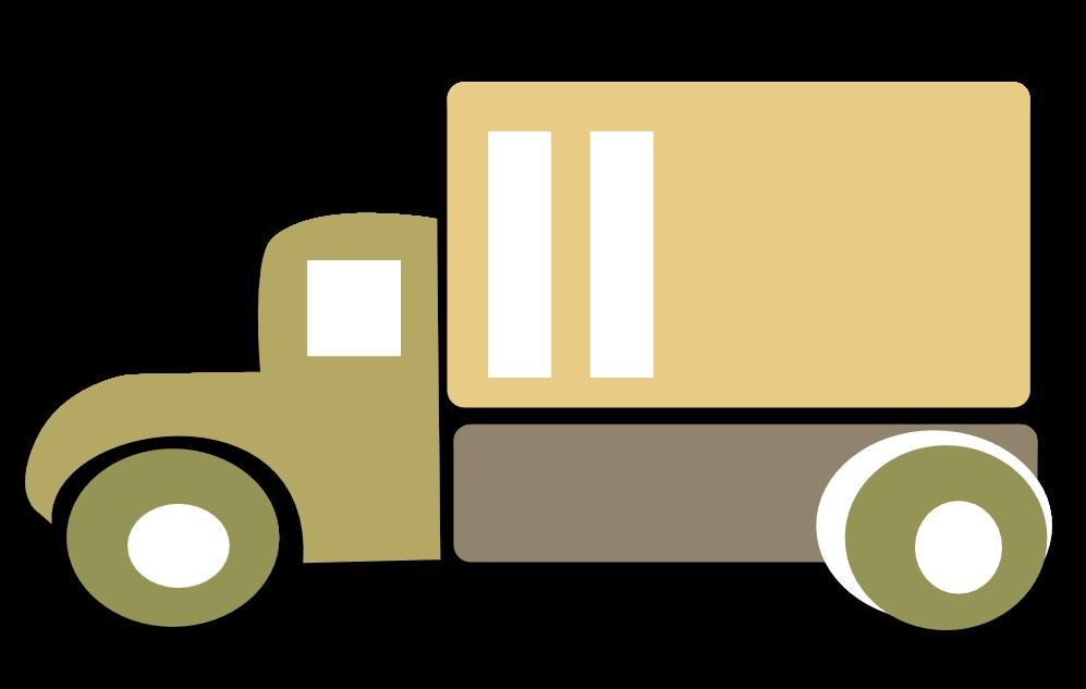 Shipping company clipart #11