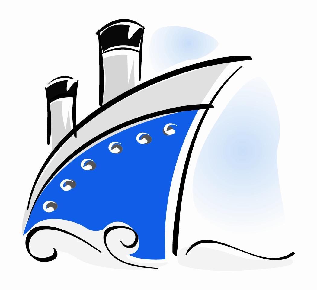 Shipping Logos Clip Art.