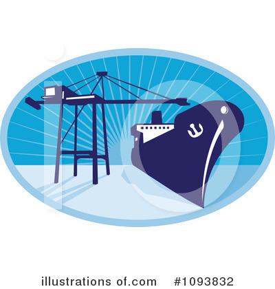 Shipping company clipart #13