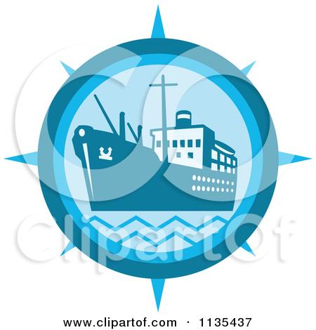 Shipping company clipart #16