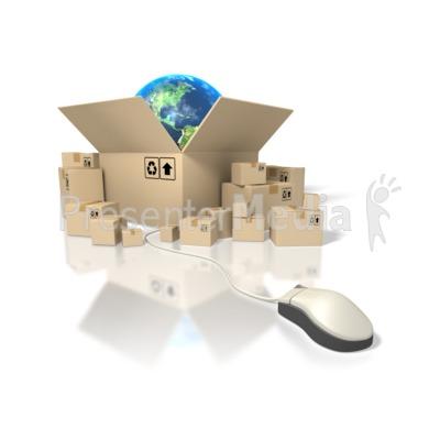 Global Shipping.