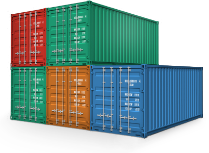 Shipping Container Png Vector, Clipart, PSD.