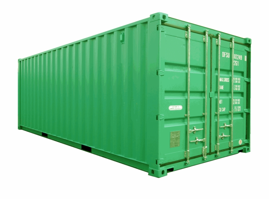 Refurbished Shipping Containers.