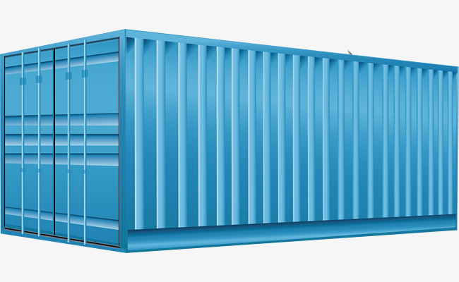 Container Png Vector Element, Shipping, #498831.