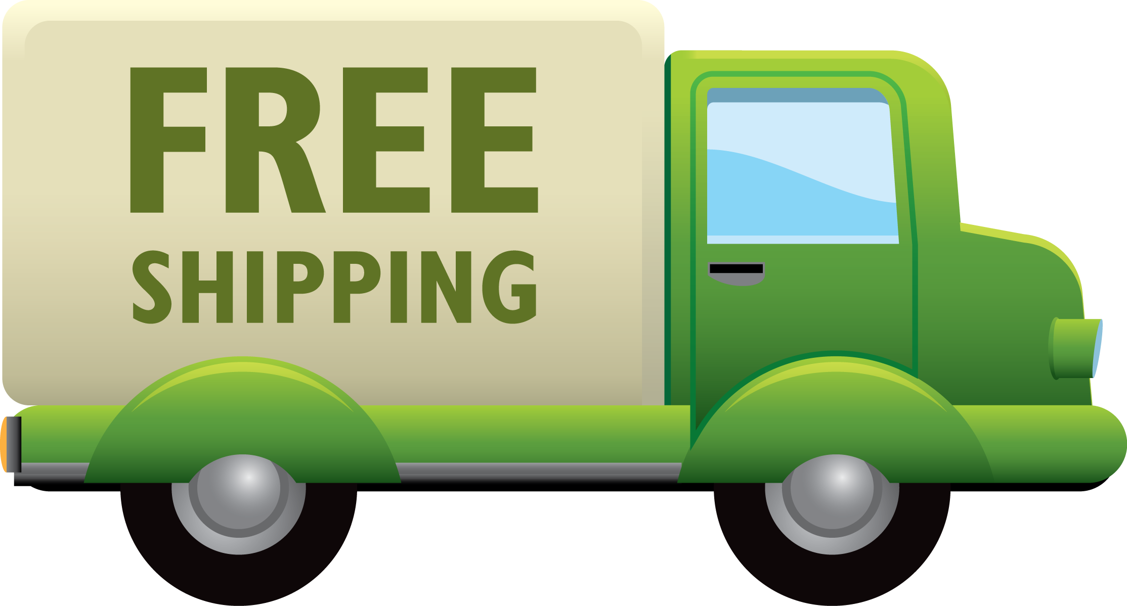 Download Free Shipping PNG File.