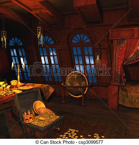 Ships cabin Clipart and Stock Illustrations. 686 Ships cabin.