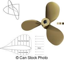 Ship propeller Vector Clipart Illustrations. 644 Ship propeller.