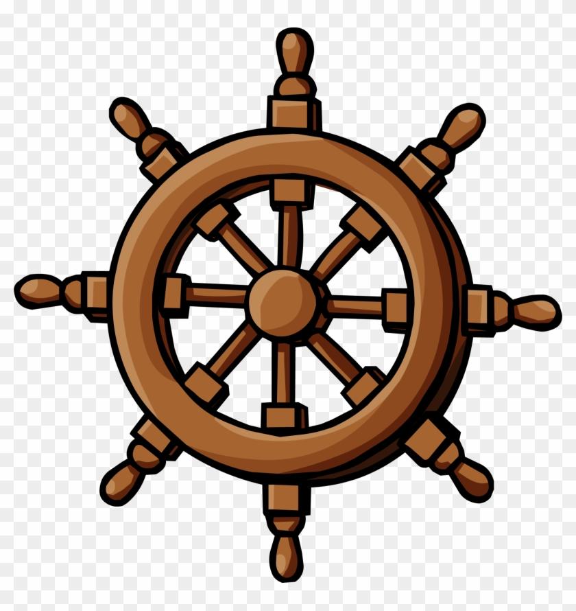 Clip Library Library Captain Clipart Ship Wheel.