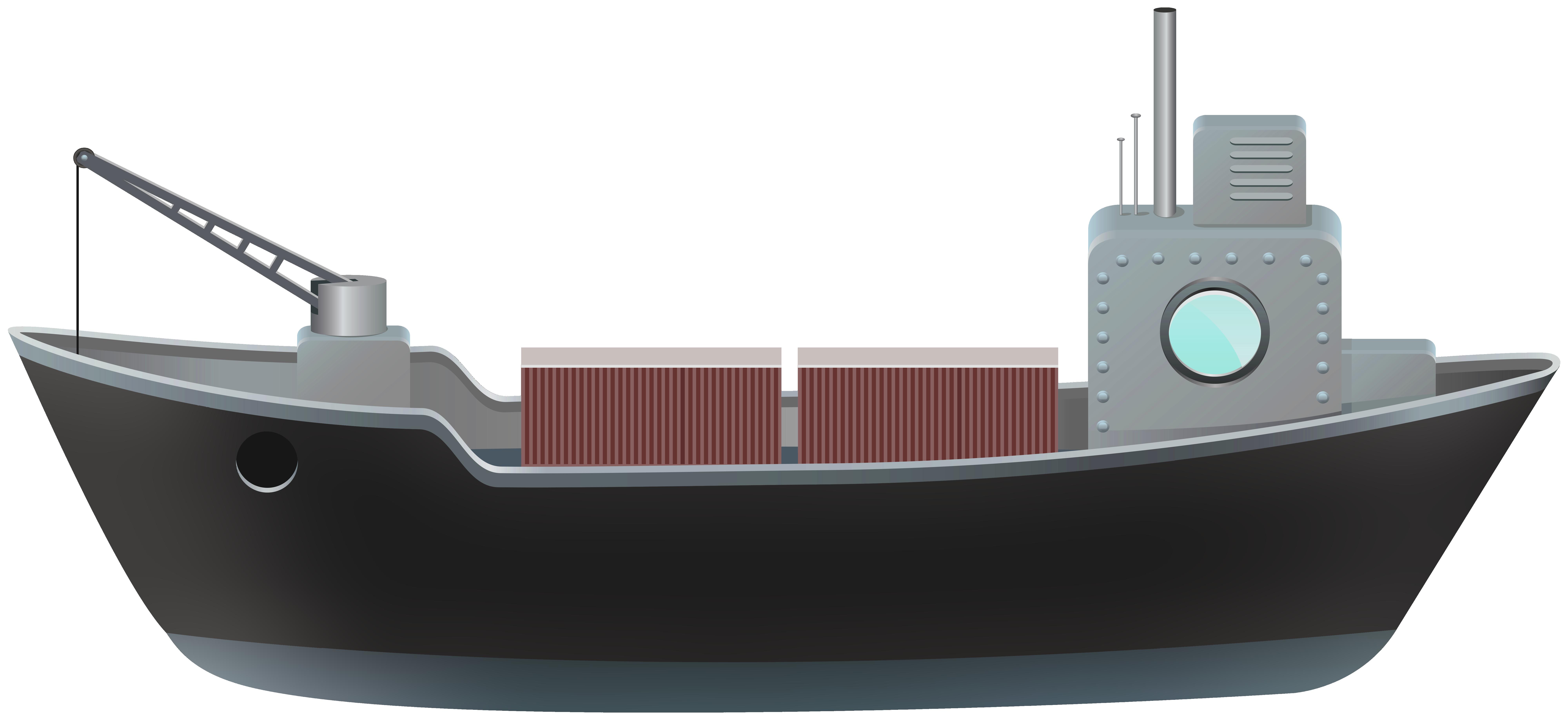 Ship PNG Clip Art.