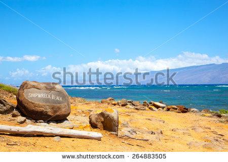 Shipwreck Beach Stock Photos, Royalty.