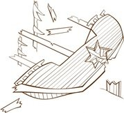 Free Shipwreck Clipart and Vector Graphics.
