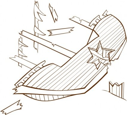 Shipwreck Clipart Picture Free Download.