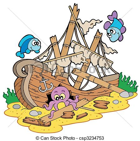 Shipwrecked Clipart and Stock Illustrations. 1,479 Shipwrecked.