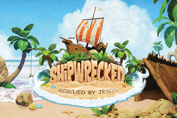 Shipwrecked VBS 2018.