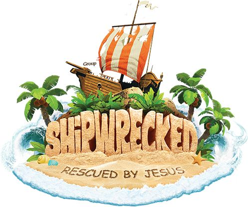Free downloads for Shipwrecked VBS.