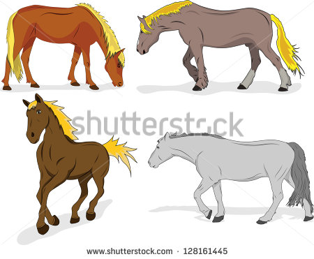 Shire Horse Clipart (20+).