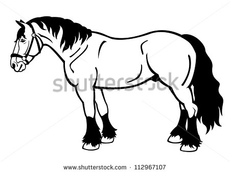 """insima's """"horse and rider"""" set on Shutterstock."""