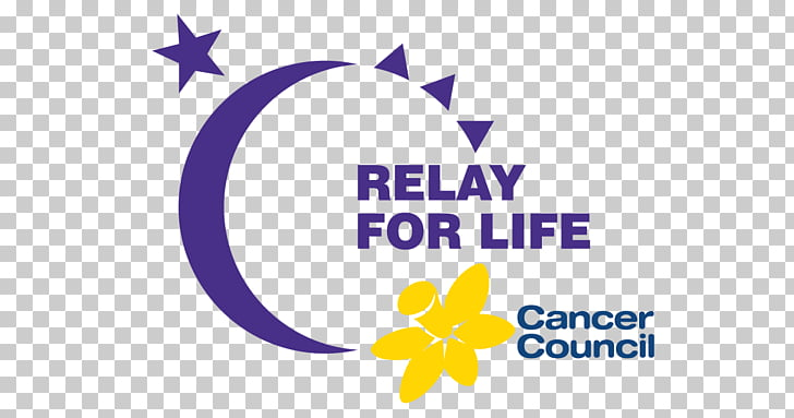Sutherland Shire Relay for Life The Cancer Council NSW Logo.