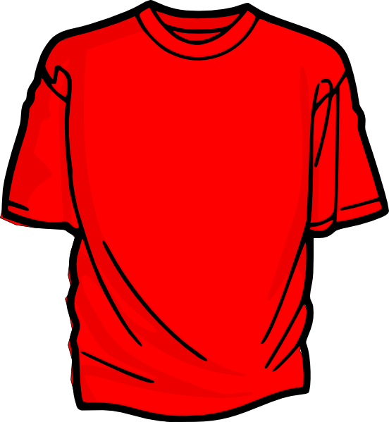 Cartoon Shirt Png Vector, Clipart, PSD.
