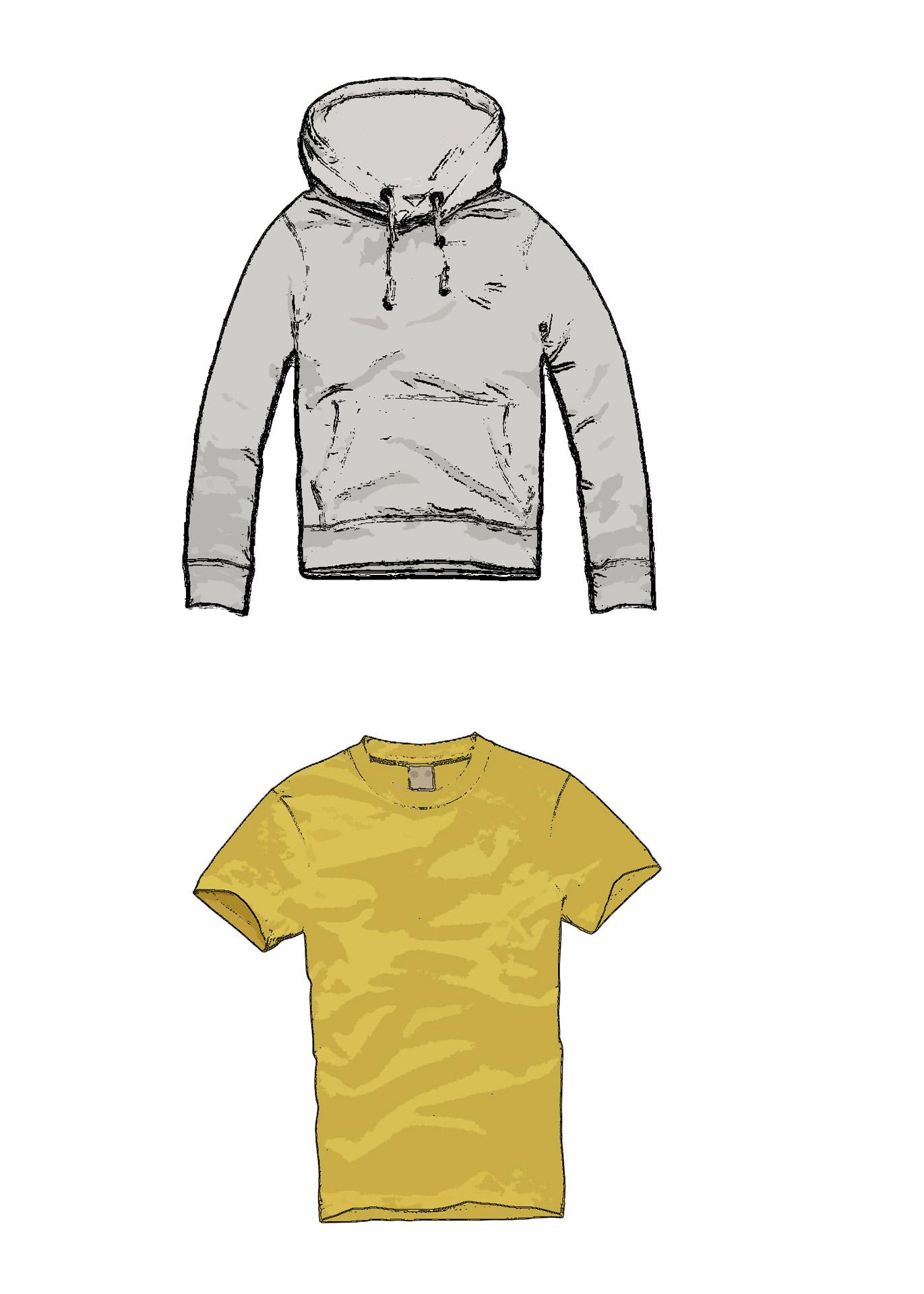 Sweatshirt & T.