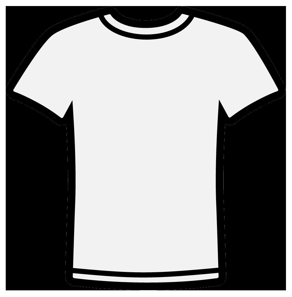 Shirt Clip Art Free.