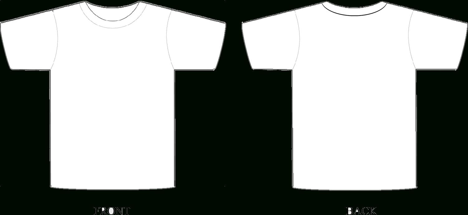 T Shirt Template Psd Regarding T Shirt Template Photoshop.