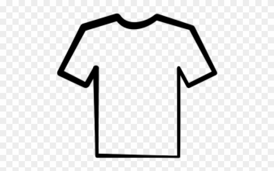 Clothes Clipart Icon.