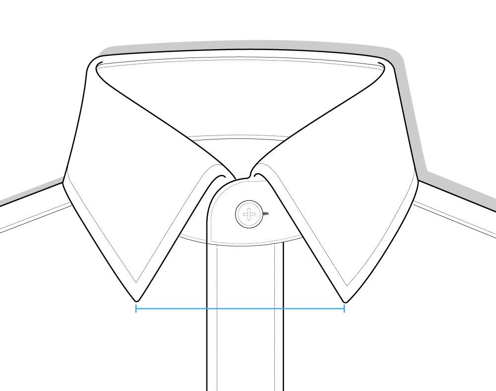 The Ultimate Dress Shirt Collar Guide.