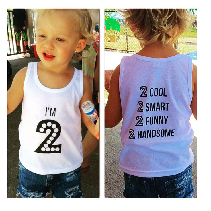 17 Best Ideas About Birthday Shirts On Pinterest For Your Two Year Old