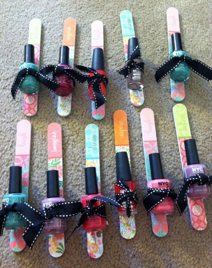 Toddler Spa Day Ideas