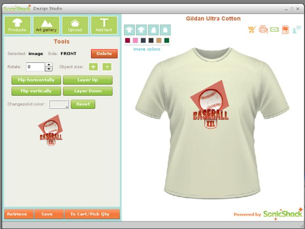 Desktop T Shirt Creator Offline Installer Free di 2019.