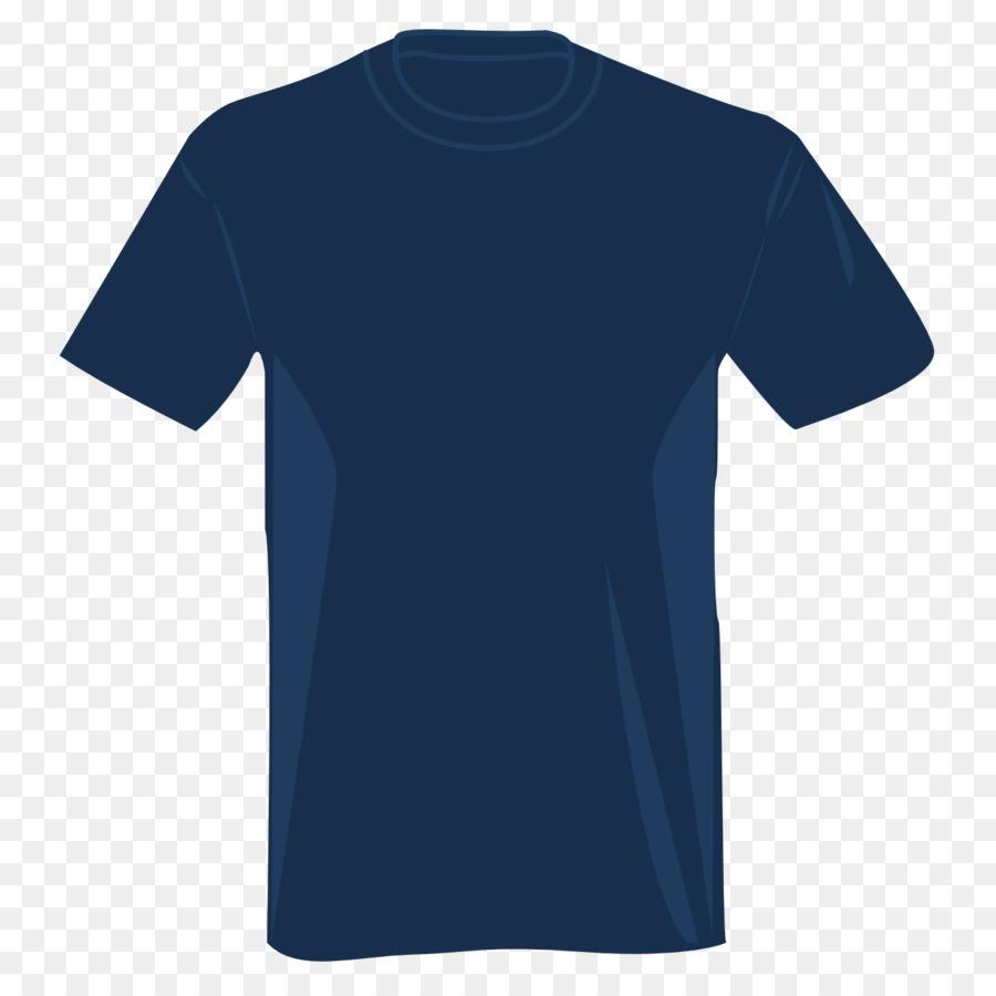 navy t shirt mockup clipart T.