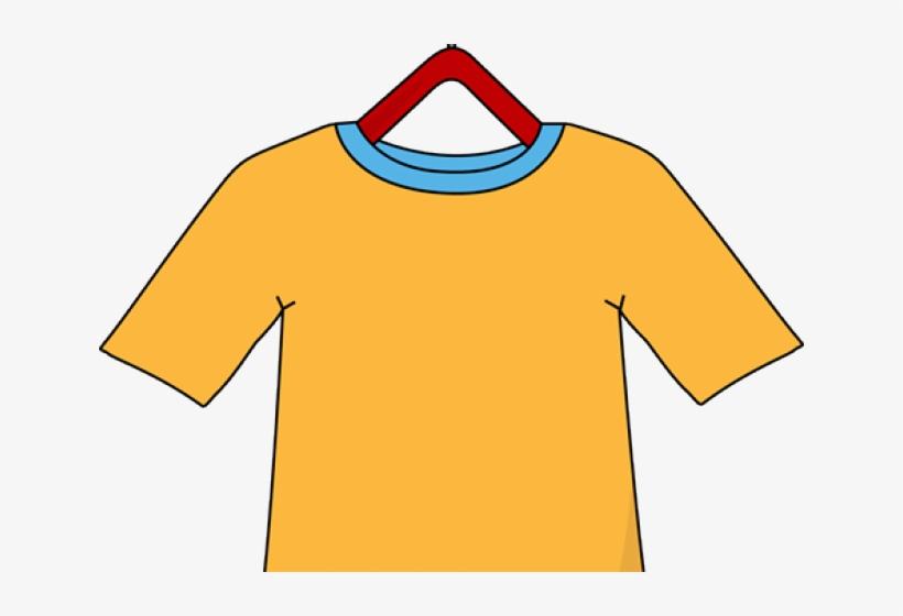 Shirt Clipart Hanger.