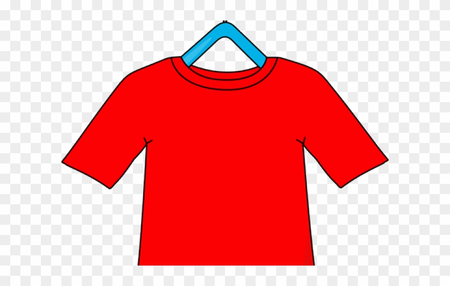 Shirt Clipart Red Shirt.