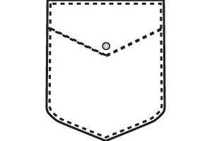 Shirt pocket clipart » Clipart Portal.