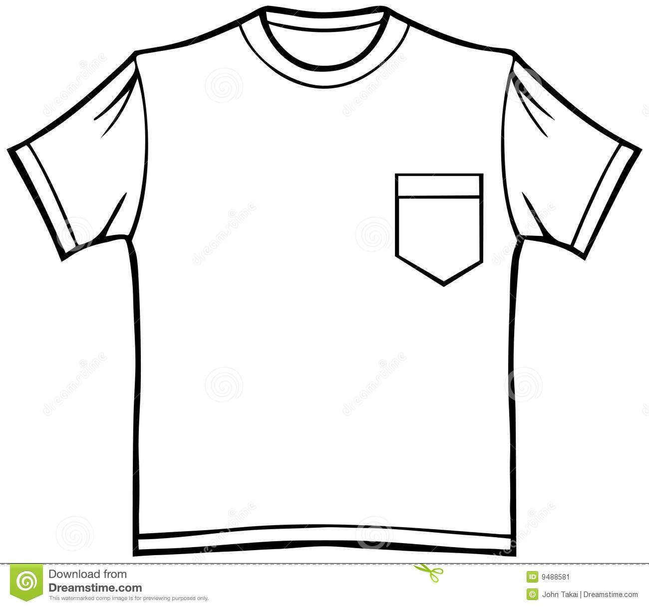 Shirt pocket clipart 1 » Clipart Station.