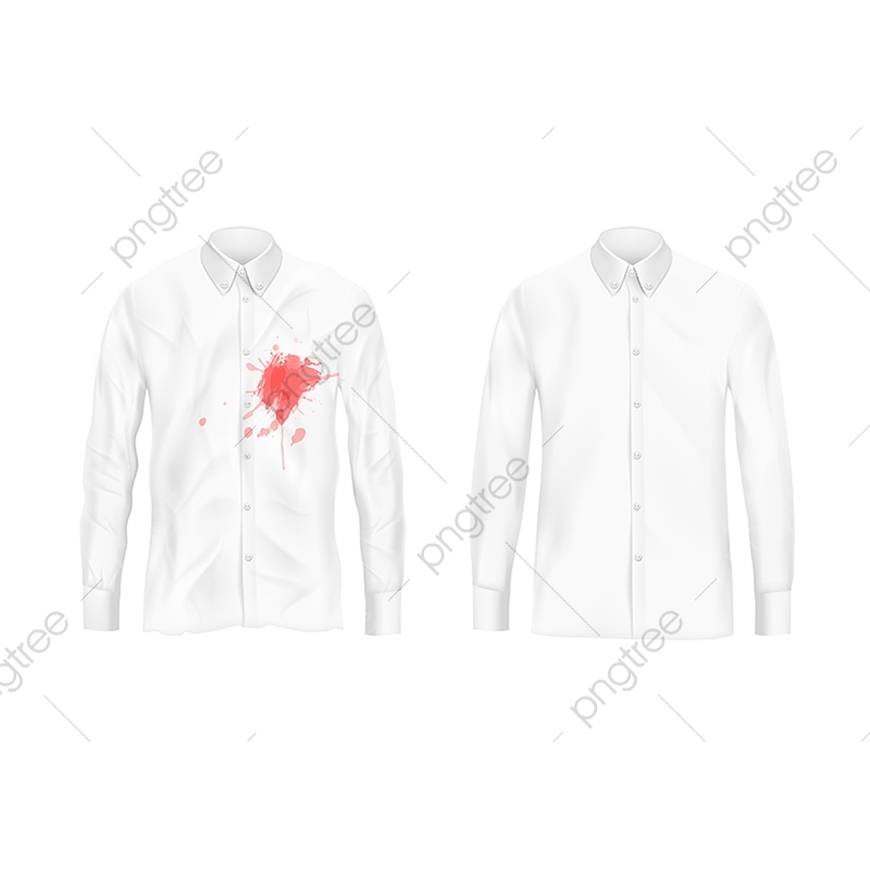 Shirt Stain Remover Experiment Vector Concept, Shirt, Man.
