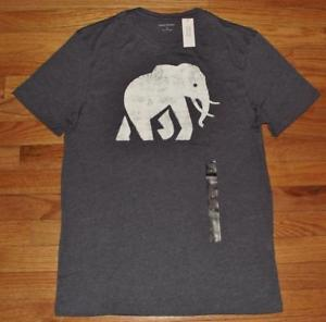 Details about NEW NWT Mens Banana Republic Graphic Tee T.