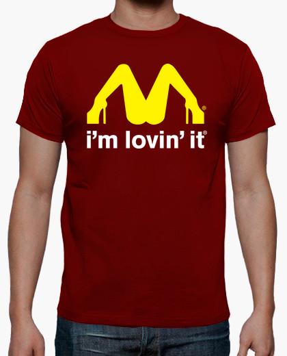 I\'m Lovin\' It (Logo McDonald\'s) t.