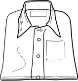 Free Shirts Clipart.