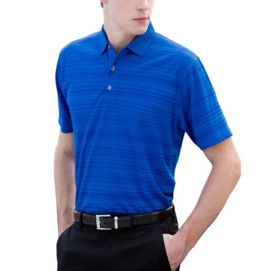 Custom Embroidered Company Logo Golf Polo Shirts.