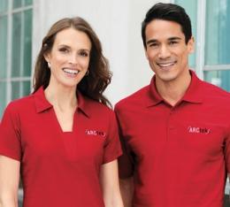 Company Logo Shirts.
