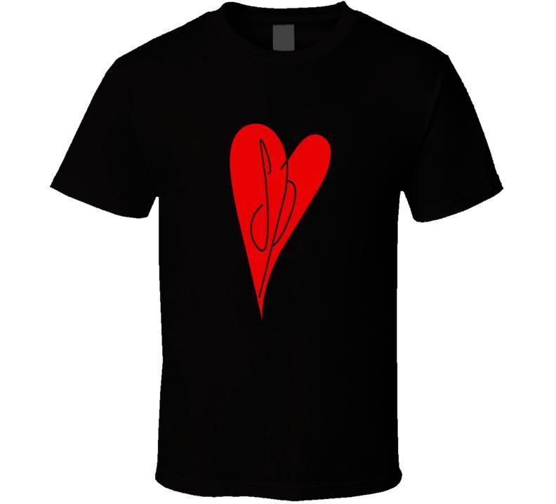 The Smashing Pumpkins Heart Logo T Shirt Black White Men\'S Tshirt Awesome  Tee Shirts Teet Shirts From Onecktshirt, &Price;.