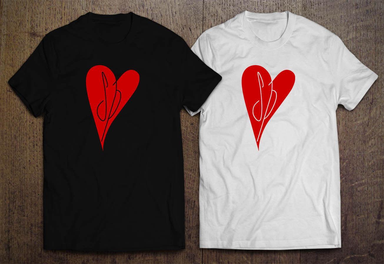 The Smashing Pumpkins Heart Logo Men\'S Black White T Shirt Fun Tee Daily  Tee Shirts From Xsy13tshirt, $12.05.