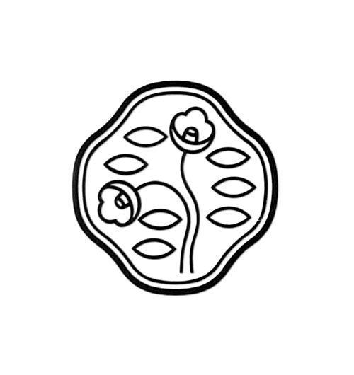 shiseido symbol camellia.