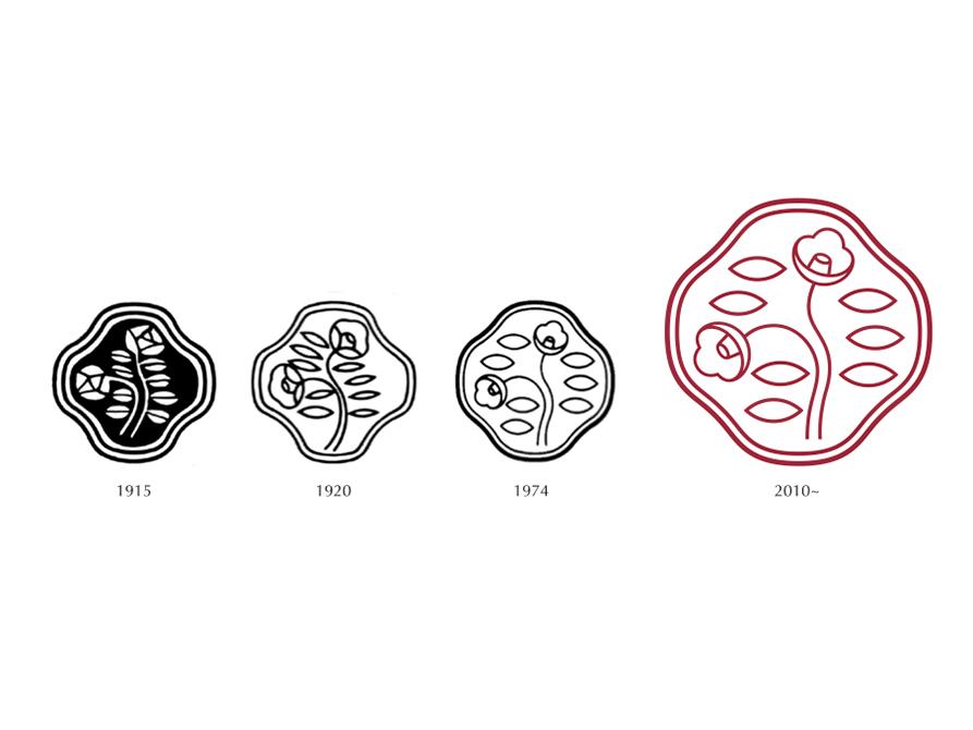 The Shiseido Logo.