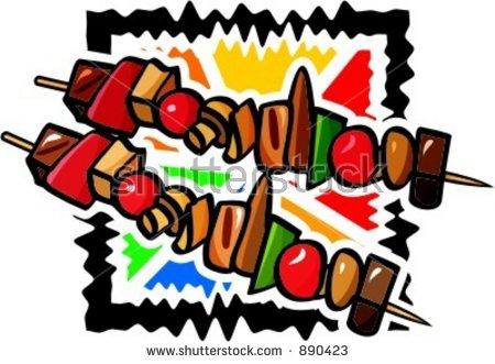 Shish Kebab Stock Vectors, Images & Vector Art.
